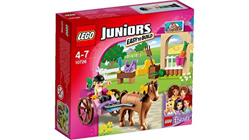 LEGO Juniors 10726 – Stephanies Pferdekutsche