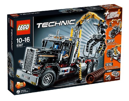 Lego Technic 9397 – Holztransporter
