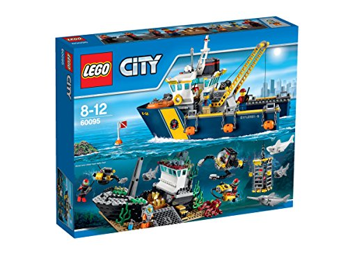 LEGO City 60095 – Tiefsee-Expeditionsschiff