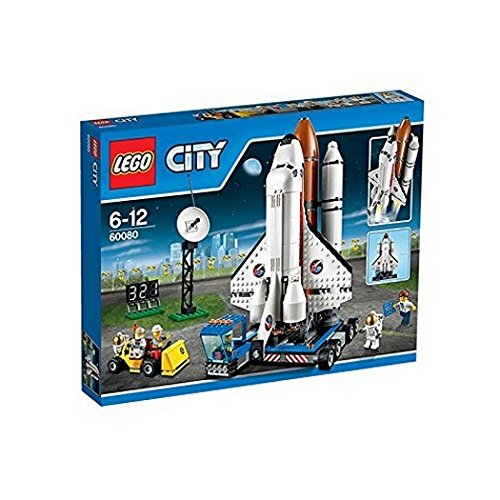 LEGO City 60080 – Raketenstation