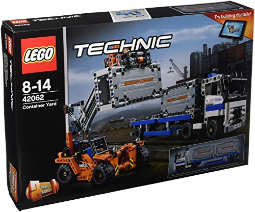 LEGO Technic 42062 – Container-Transport