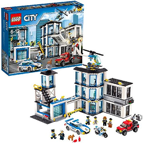 LEGO City 60141 – Polizeiwache