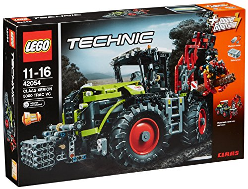 LEGO Technic 42054 – CLAAS XERION 5000 TRAC VC