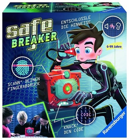 Ravensburger 22330 – Safe Breaker